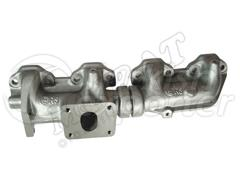TURBO EXHAUST MANIFOLD FOR MITSUBIS