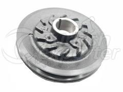 CRANK PULLEY SINGLE FOR MITSUBISHI