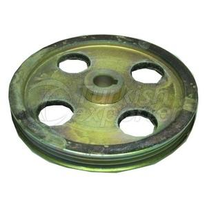 Hydraulic Wheel Pump Pulley