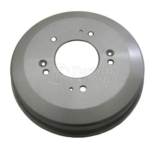 FRONT BACK BRAKE DRUM FOR KIA CERES