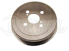 BRAKE DRUM FOR TOYOTA COROLLA AE92-