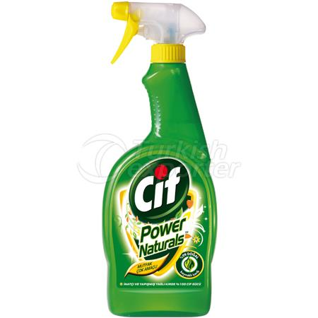 CIF SPRAY NATURALS KITCHEN