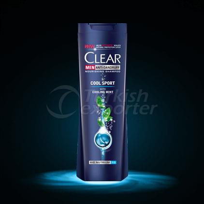CLEAR MEN COOL SPORT SHAMPOO