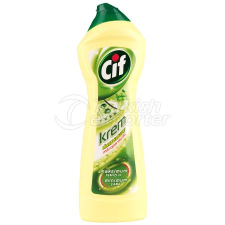 CIF CREAM LEMON SCENTED