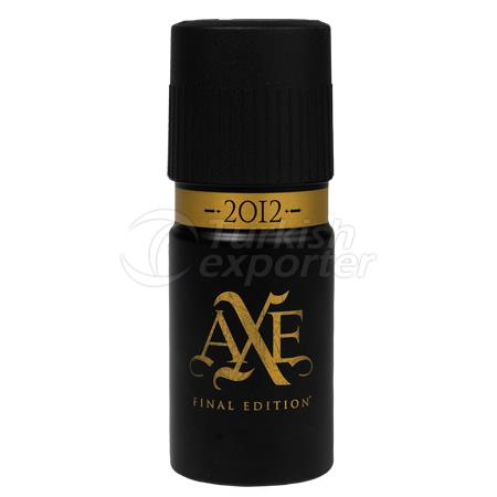 AXE 2012 BODYSPRAY FINAL EDITION