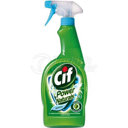 CIF BATHROOM SPRAY NATURALS
