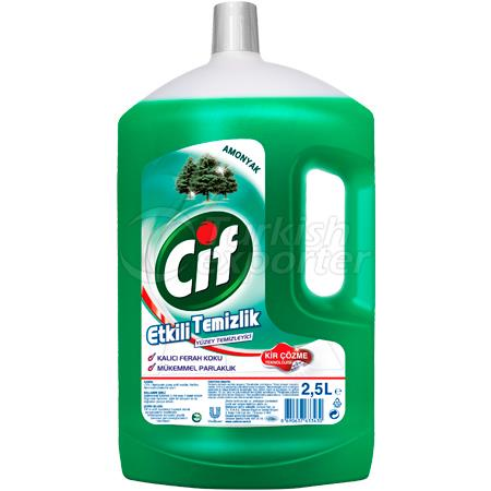 EFFECTIVE CLEANING CIF AMMONIA