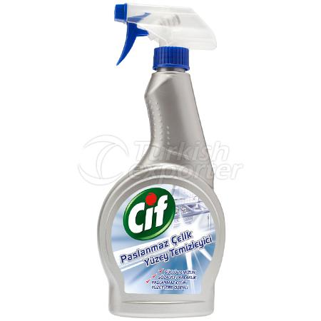 CIF STAINLESS STEEL SPRAY