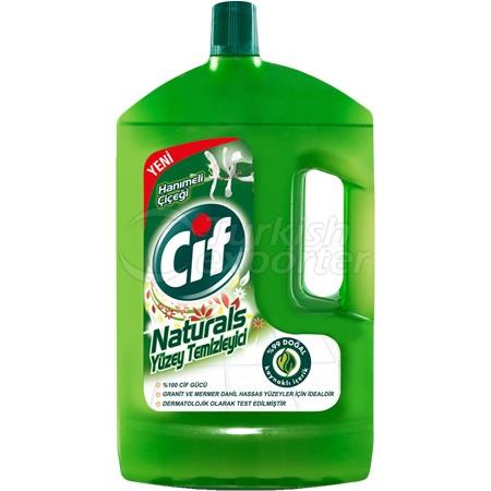 NATURALS CIF SURFACE CLEANER