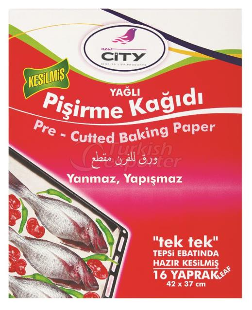 Z-871 Pre-Cutted Baking Paper