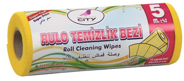T-697 Roll Cleaning Wipes