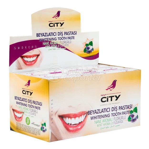 Whitening Tooth Paste