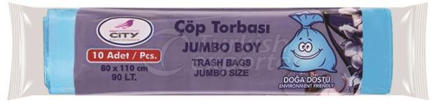 T-150 Jumbo Trash Bags