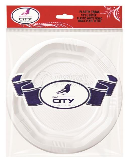 P-061 Plastic Plate