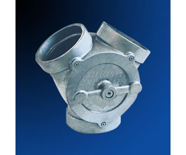 Aluminium Diverter