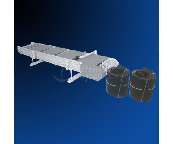 Conveyor Loading Belts