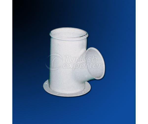 Plansifter Inspection Pipe