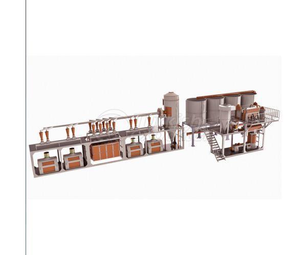 Flour Factory 55-60 Ton-Day