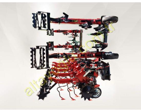 Spring Hoeing Machine AC7S