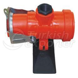 Pe Clamp Fittings-Abot