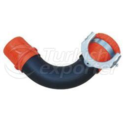 Pe Clamp Fittings-Elbow