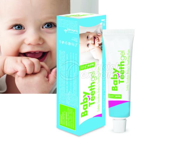Baby Teeth Gel