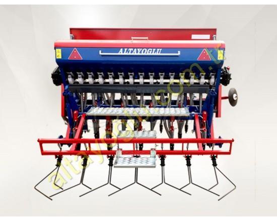 Spring Hoeing Machine TG2000
