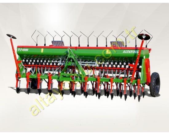 Spring Hoeing Machine TT4000