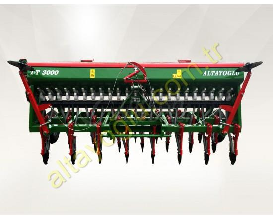 Spring Hoeing Machine TT3000