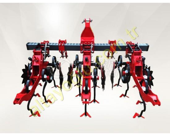 Spring Hoeing Machine AC3S
