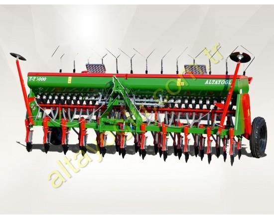 Spring Hoeing Machine TT3000