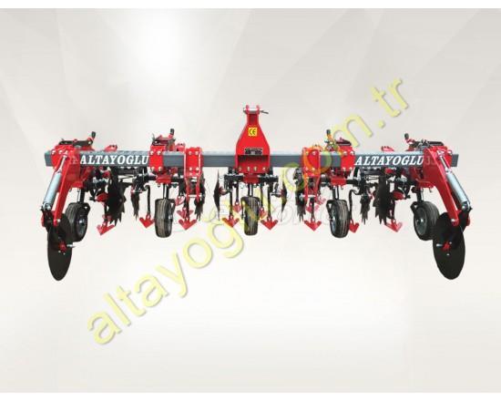 Spring Hoeing Machine AC5S