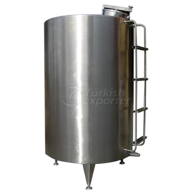 Cold Milk Storage Tank