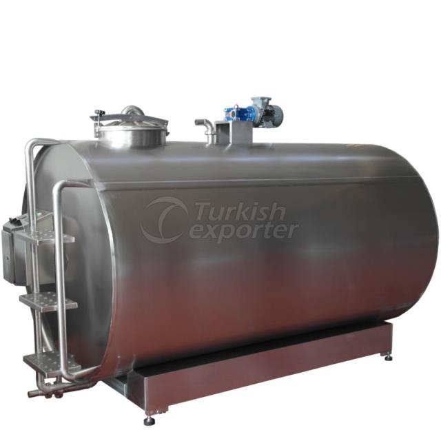 4.000 Liter Milk Cooling Tank
