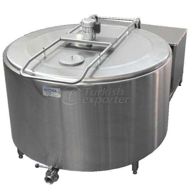 1.000 Liter Milk Cooling Tank