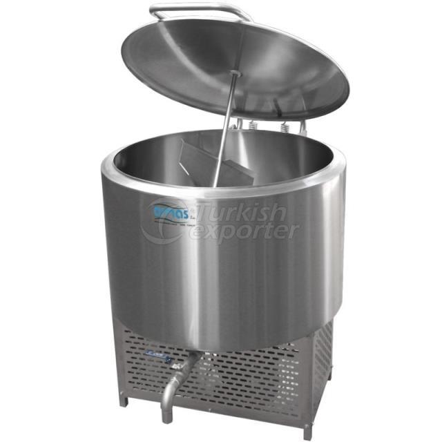 200 Liter Milk Cooling Tank