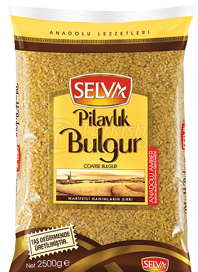 Coarse Bulgur 2500gr