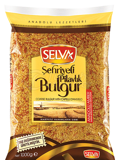 Coarse Bulgur with Capelli DAngelo 1000gr