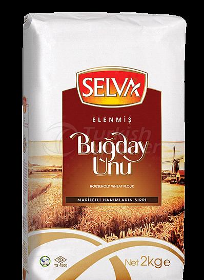 Wheat Flour 2 kg