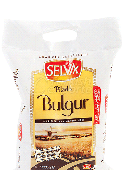 Coarse Bulgur 5000 gr