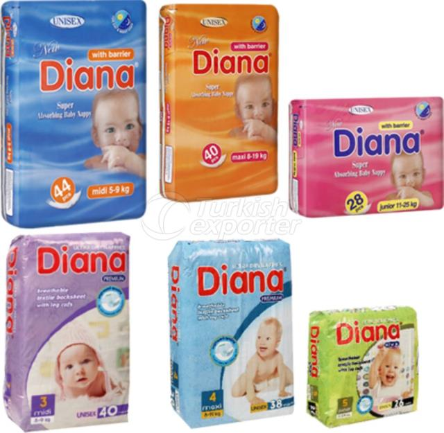 Baby Diapers Diana