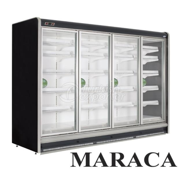 Vertical Display Cabinets Maraca