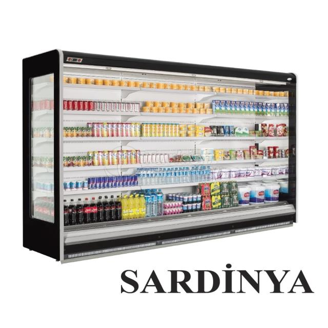 Vertical Display Cabinets Sardinya