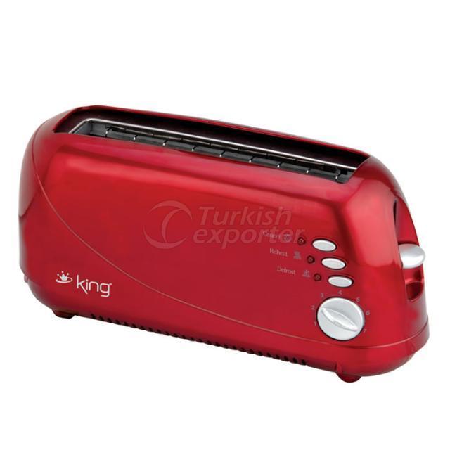 Toaster Machine Rosso