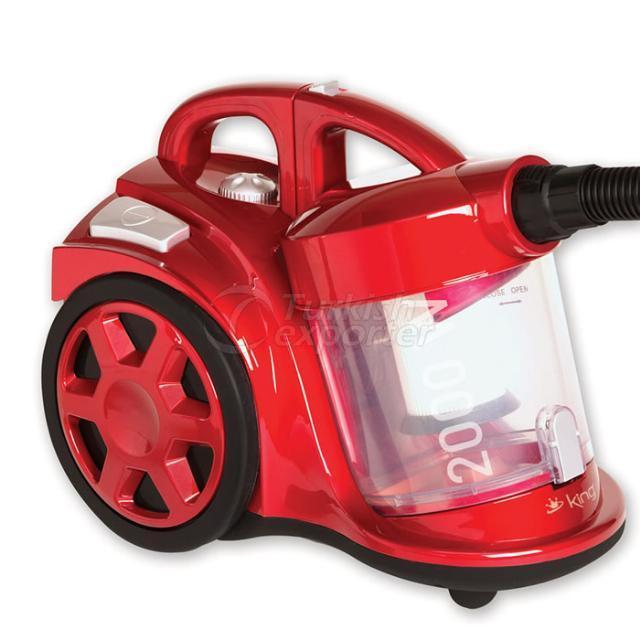 Bagless Vacuum Cleaner Turbo