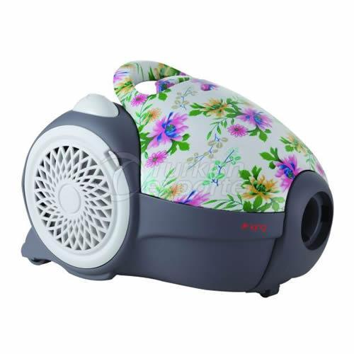 Vacuum Cleaner  Floral
