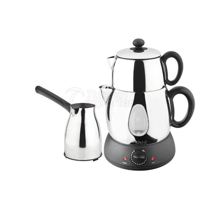 Tea&Coffee Maker Çifte Keyif
