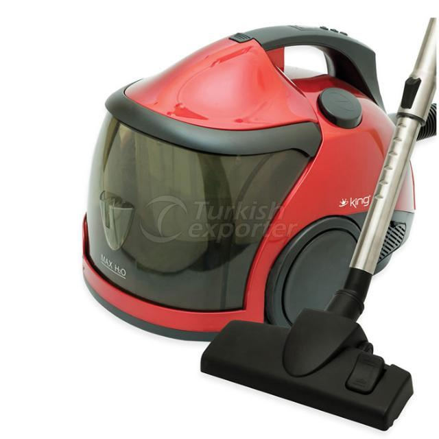 Vacuum Cleaner With Water Filters Ecovac