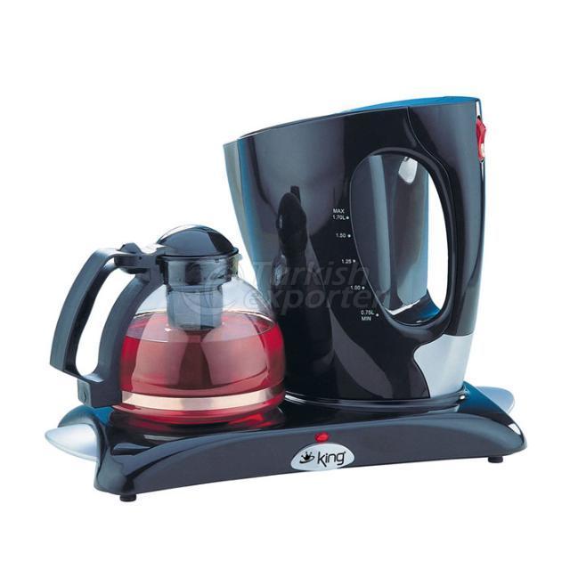 Tea Maker With Pots