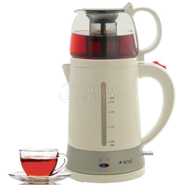 Tea Maker With Pots Jasmine